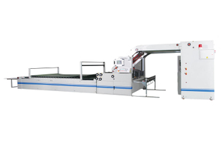 DX-1450/1650/1650XL/2050/2100 Auto High-speed Flute Laminator