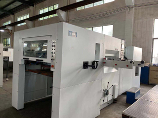 MW 1050Y YAWA Refurbished Used Automatic Die Cutting Machine